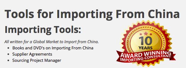 importing china usa