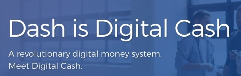 what is dash coin for