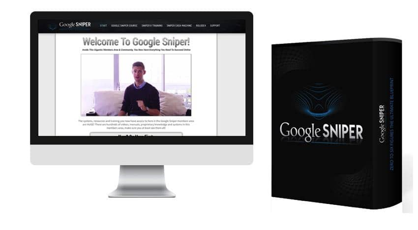what is the google sniper 3.0 for
