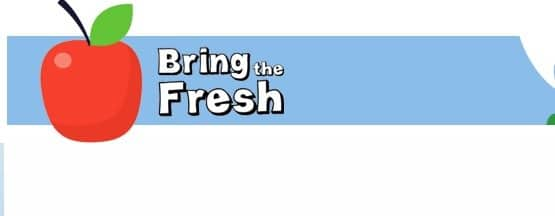 bring the fresh is about