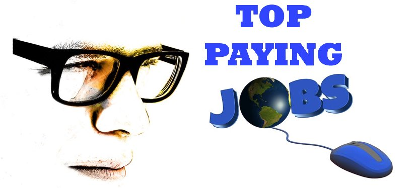 highest paying job world