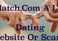 what match.com is about