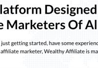 what is wealthy affiliate review