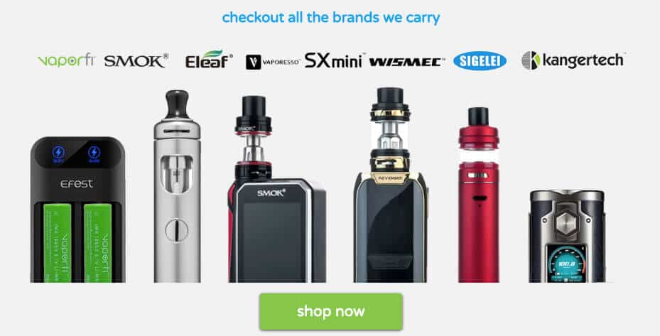 where buy electronic cigarettes stores
