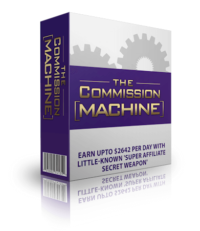 is the commission machine scam
