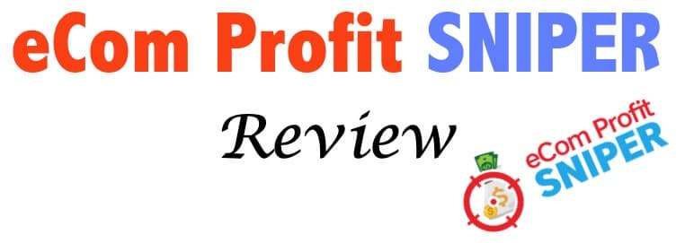 is ecom profit sniper scam