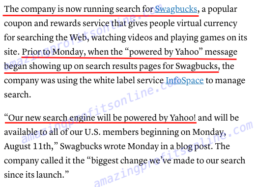 swagbucks trustworthy