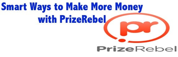 Ways to Earn Extra Points on PrizeRebel