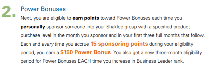 make money with Shaklee mlm jobs