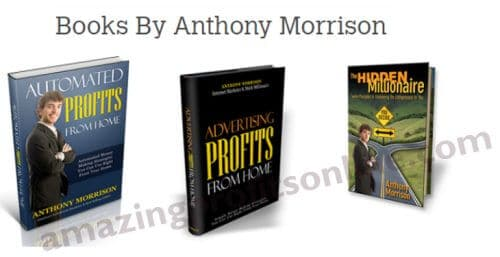 Anthony Morrison Products