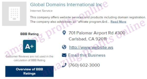 global domains international reviews