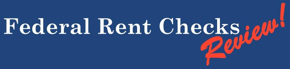 what are federal rent checks